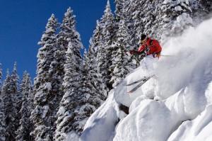 Beaver Creek Action Ski neutral c Vail Resorts