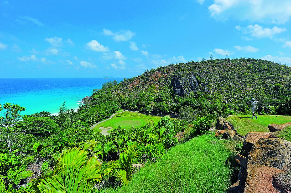 Golf Dreams Seychellen Constance Lemuria Resort