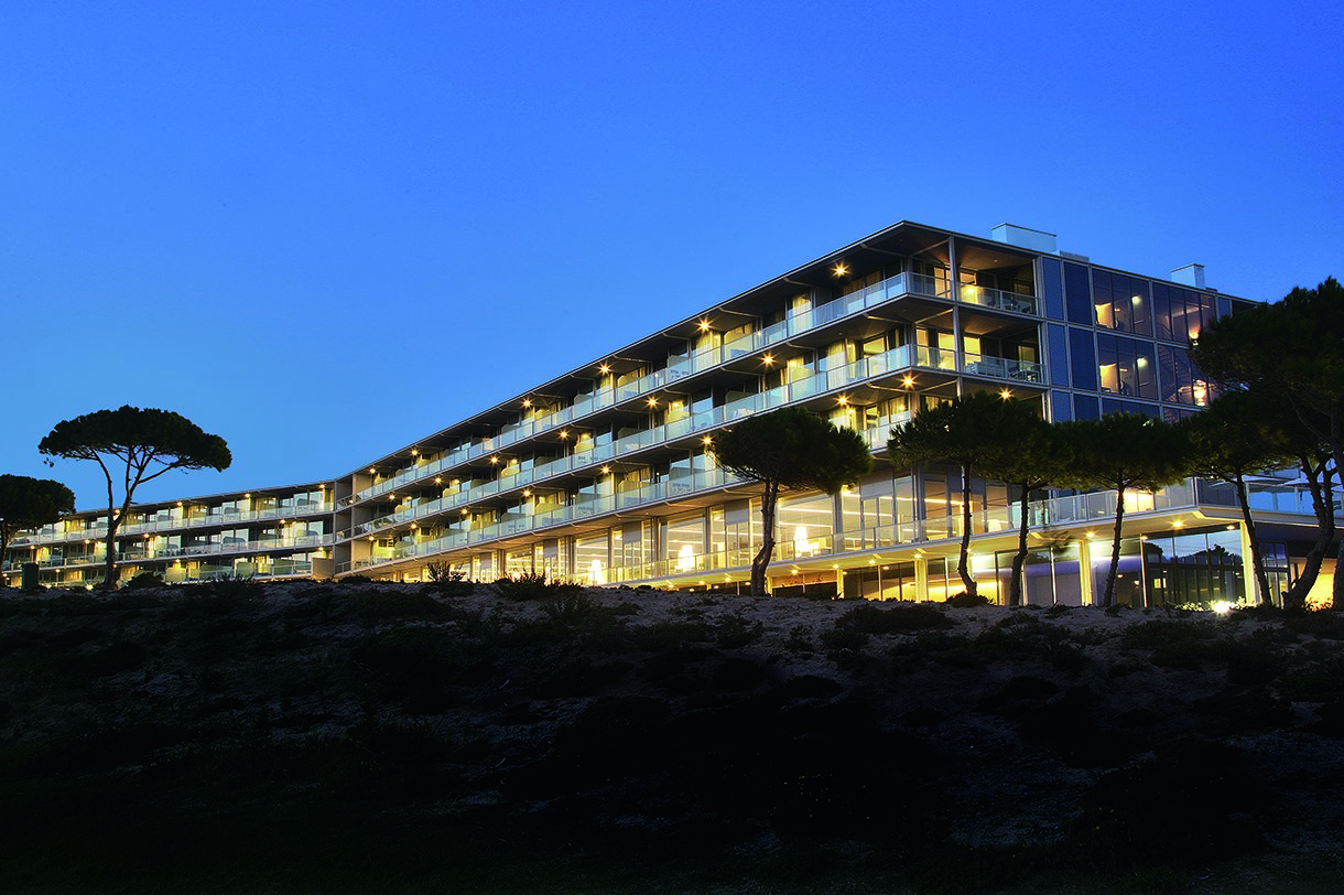 Golf Dreams Portugal Cascais Oitavos Hotel Nacht
