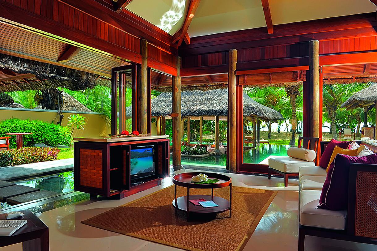 Golf Dreams Seychellen Lemuria Constance Villa Zimmer