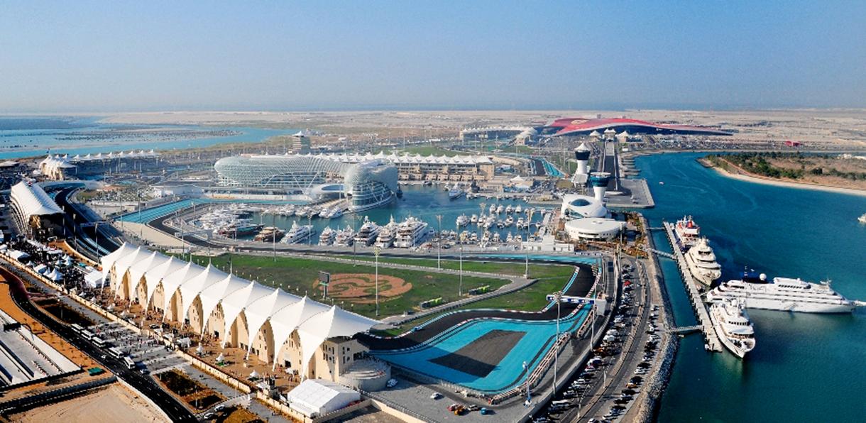 Abu Dhabi_Yas Marina Circuit_1