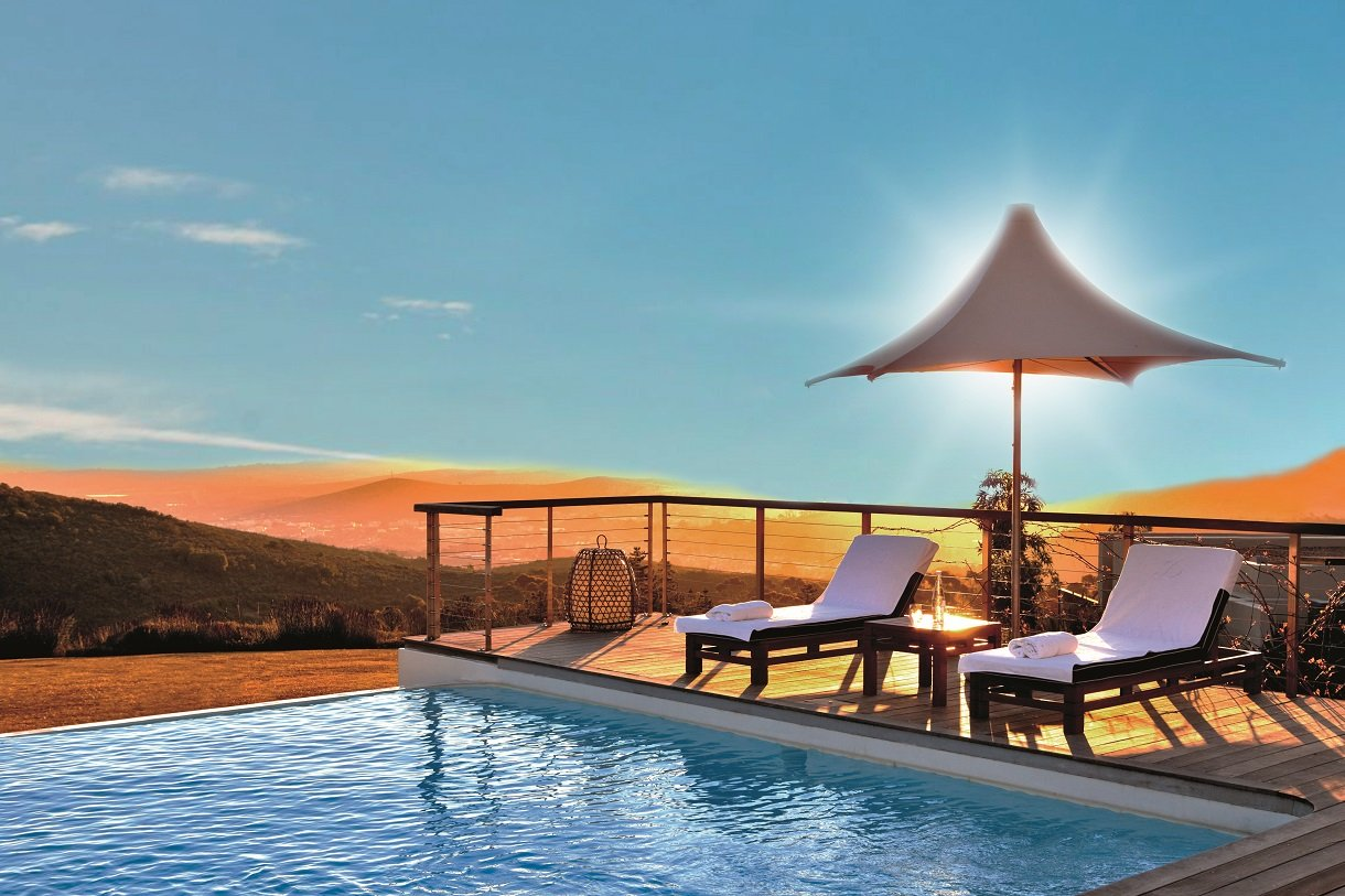 Golf Dreams 2016 Golfhotel Delaire Graff Estate Südafrika