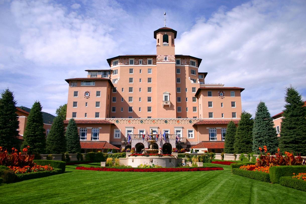 Golf Dreams 2016 The Broadmoor Haus