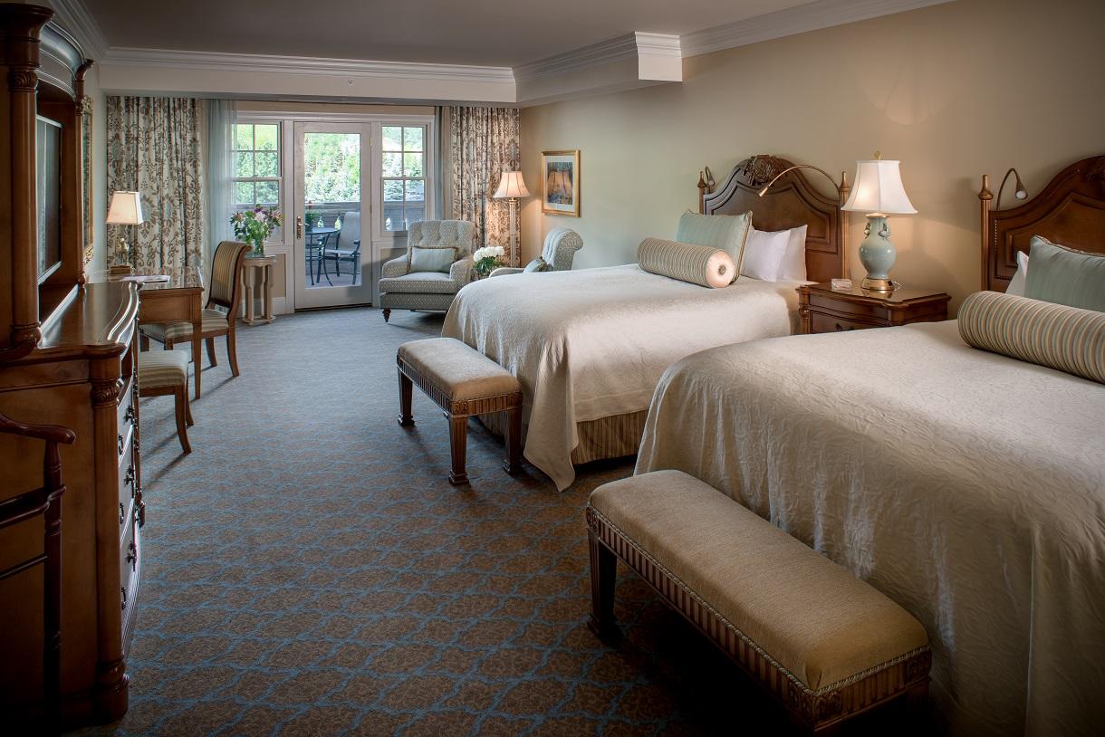 Golf-Dreams The Broadmoor Zimmer