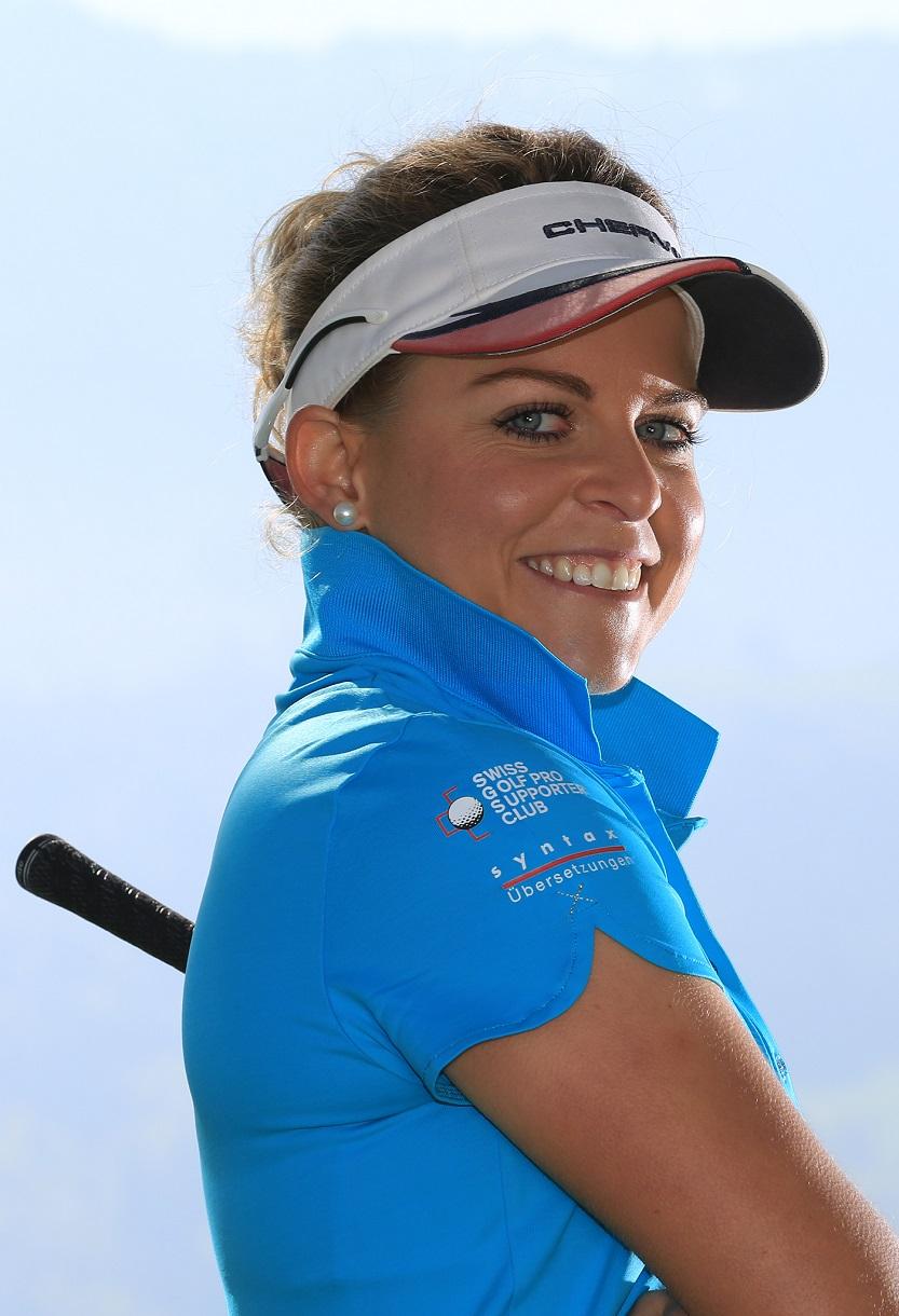 Golfdreams 2016 Fabienne In Albon Porträt