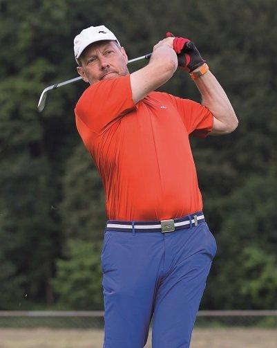 Golf Dreams 17 Kenny Prevost