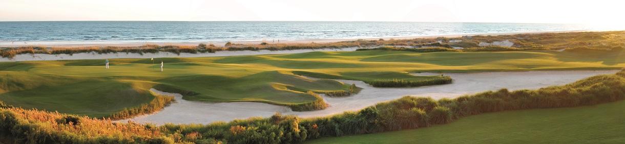 Golf Dreams 17 South Carolina Panorama c SCPRT