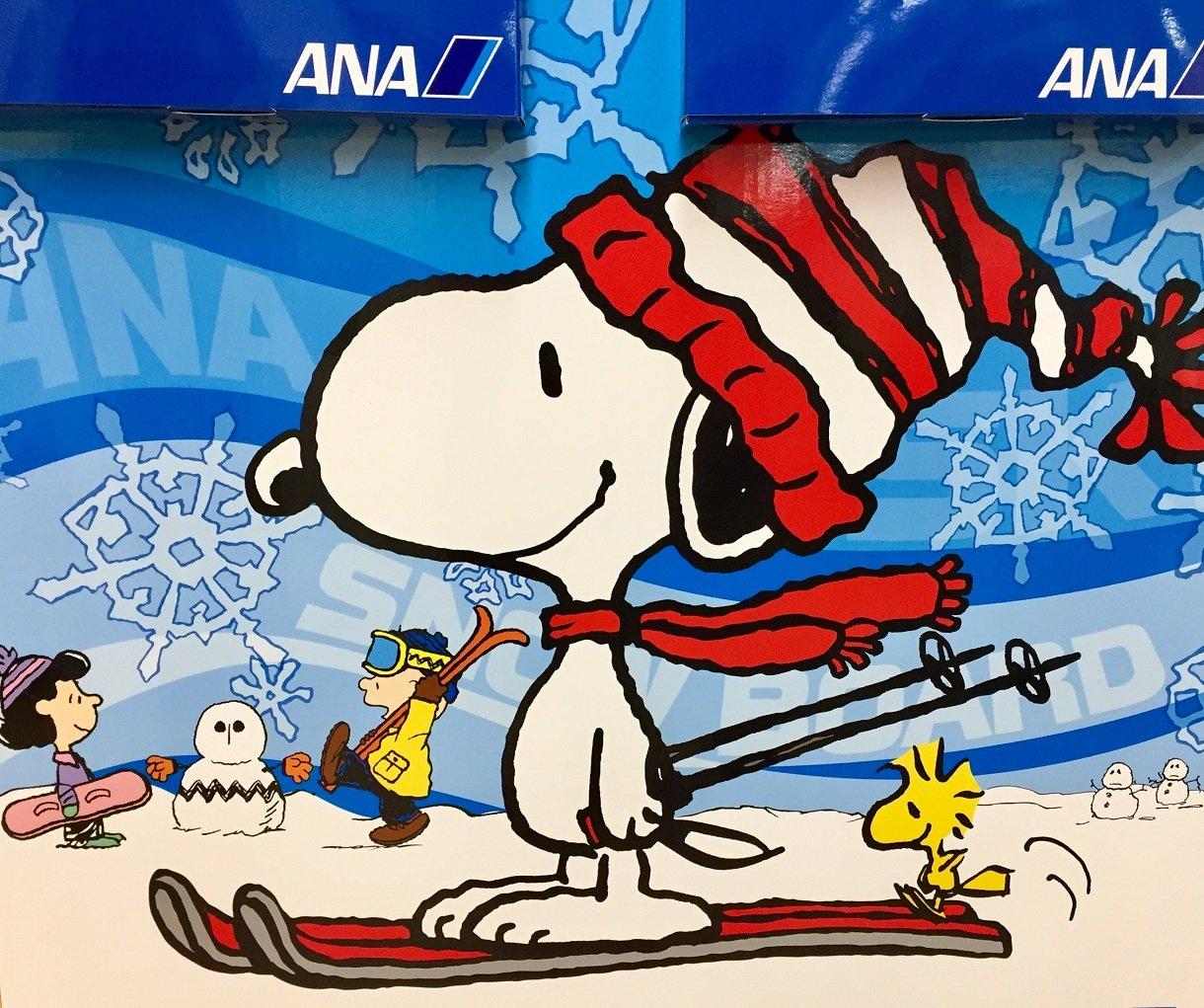 ANA Snoopy Japan c Bernhard Krieger