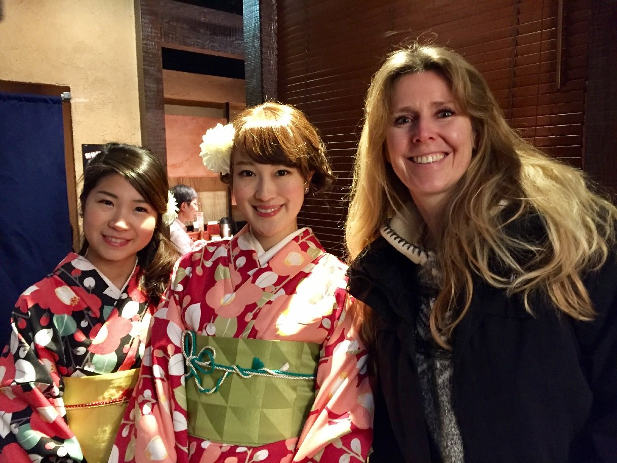 Gita Kimono Japan c Bernhard Krieger