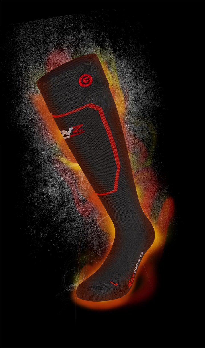 Lenz Heat Socks 5.0 c Lenz