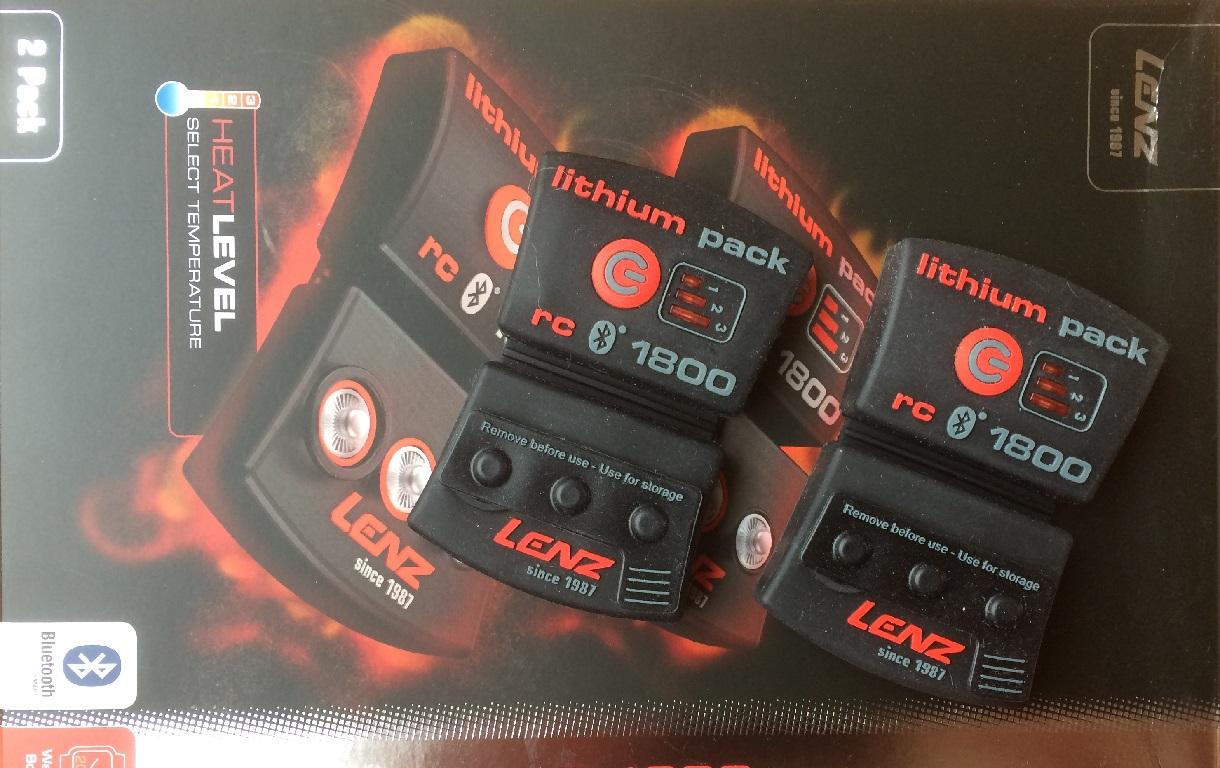 Lenz Heatsock 5.0 Batterien c Bernhard Krieger