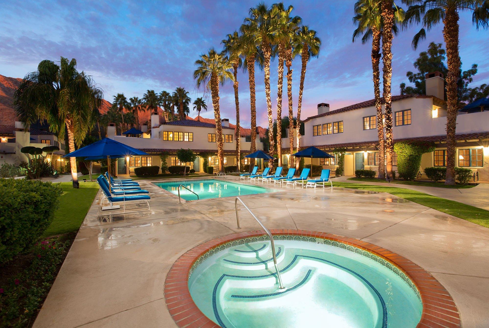 Golf Dreams 2017 Hotel La Quinta Pool c Creative Vision Group INC