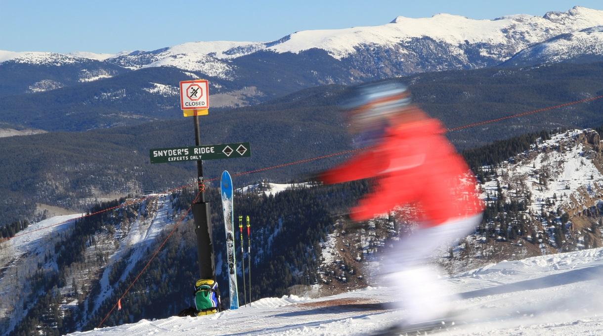 Aspen Highlands c Bernhard Krieger